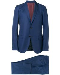 Gucci Monaco Two-piece Suit - Blue