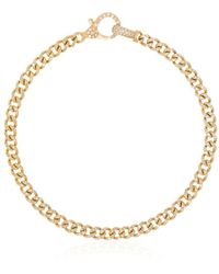 SHAY - パヴェダイヤモンド リンクブレスレット 18kゴールド - Lyst