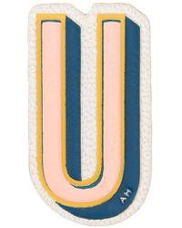 Anya Hindmarch U Sticker - Blue