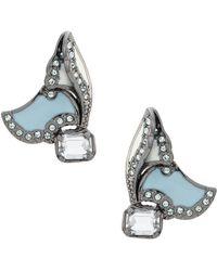 Camila Klein | Enamelled Earrings | Lyst