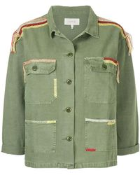 The Great - The Sergeant Embroidered Jacket - Lyst