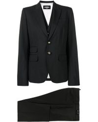 DSquared² - Three Piece Suit - Lyst