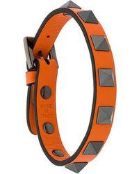 Valentino - 'Rockstud' Armband - Lyst
