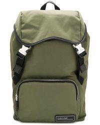 Calvin Klein Primary Backpack - Green