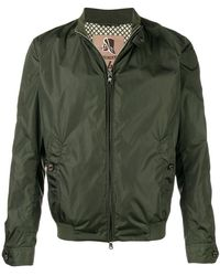 Sealup - Zipped Fitted Jacket - Lyst