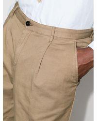 Sunspel Pantalon Neut fuselé - Multicolore