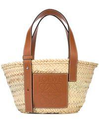 Loewe - Natural Summer Shoulder Bag - Lyst