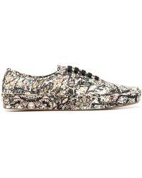 Vans X Jackson Pollock スニーカー - ブラック