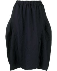 Comme des Garçons - オーバーサイズ スカート - Lyst