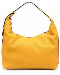 Furla Bolso de hombro Net Hobo - Amarillo
