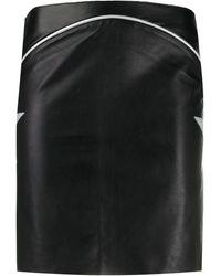 Jessie Western Minigonna con applicazioni - Nero