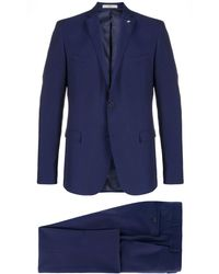 Corneliani - Single Breasted Suit - Lyst