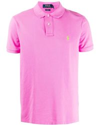 Polo Ralph Lauren - Slim-fit Polo Shirt - Lyst