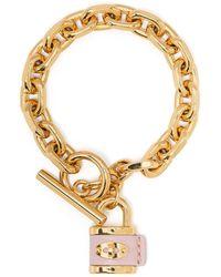 Mulberry Bracelet à cadenas - Métallisé