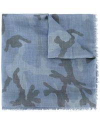 Valentino | Garavani Camouflage Scarf | Lyst