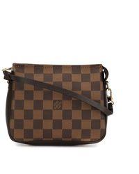 Louis Vuitton Pre-owned Trousse Makeup Bag - Brown
