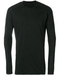 DEVOA - Long Sleeve T-shirt - Lyst