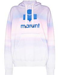 Étoile Isabel Marant Sweat à capuche Mansel - Bleu