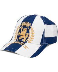 Tommy Hilfiger Cappello da baseball con ricamo - Blu