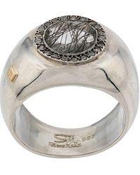 Rosa Maria - Декорированный Перстень - Lyst