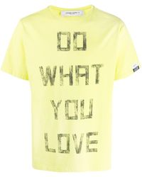 Golden Goose Deluxe Brand - Do What You Love Tシャツ - Lyst