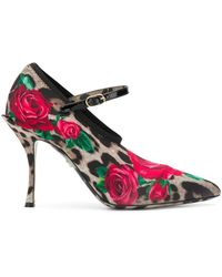 Dolce & Gabbana - メリージェーン パンプス - Lyst