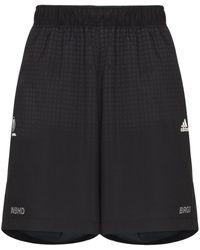 adidas Pantalones cortos de deporte de x Neighborhood - Negro