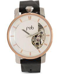 FOB PARIS R360 Aura 腕時計 - メタリック
