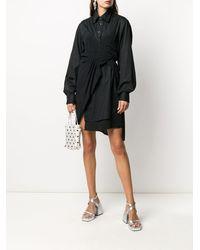 N°21 シャツドレス - ブラック