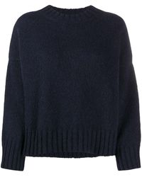MASSCOB スリムフィット セーター - ブルー