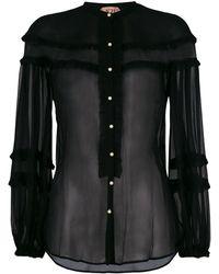 N°21 - Blusa transparente - Lyst