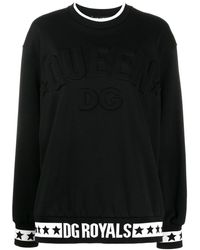Dolce & Gabbana - ロゴ スウェットシャツ - Lyst