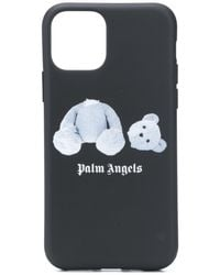Palm Angels Чехол Ice Bear Для Iphone 11 Pro - Черный