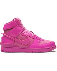 Nike Кроссовки Dunk High Sp 'ambush - Розовый