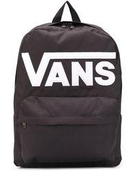 Vans ロゴ バックパック - ブラック