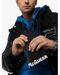 Alexander McQueen Чехол Для Смартфона С Логотипом - Черный