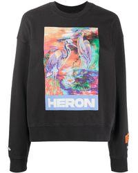Heron Preston - グラフィック スウェットシャツ - Lyst