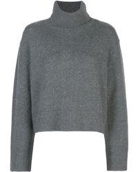 Co. タートルネック セーター - グレー