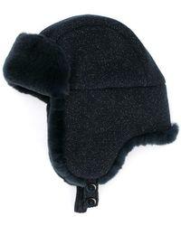Inverni - Matilde Trapper Hat - Lyst