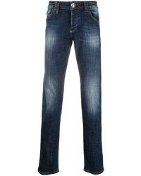 Philipp Plein - Gerade 'Supreme' Jeans - Lyst