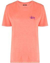 Stussy ロゴ Tシャツ - マルチカラー