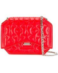 Givenchy - Bow Cut Crossbody Bag - Lyst