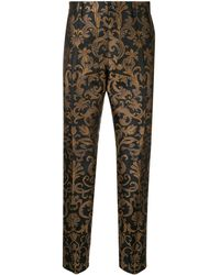 Dolce & Gabbana - ジャガード パンツ - Lyst