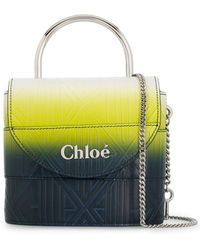 Chloé - Aby Lock バッグ S - Lyst