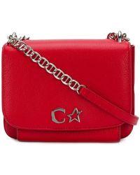 Corto Moltedo Aurelia Mini Shoulder Bag - Red