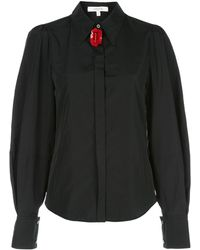 Dorothee Schumacher - フローラル オーバーサイズシャツ - Lyst