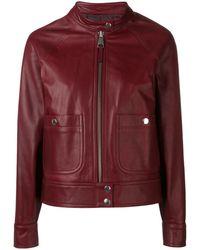 A.P.C. Куртка Anja - Красный