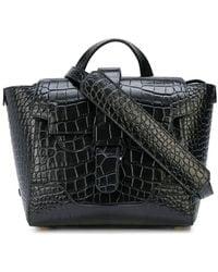 Senreve Mini Maestra Bag - Black