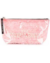 Marc Jacobs Pochette The Snuggle - Rose