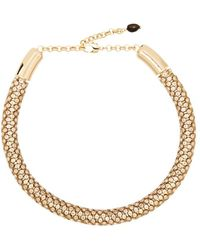 Chloé Denise Cup Chain ネックレス - メタリック